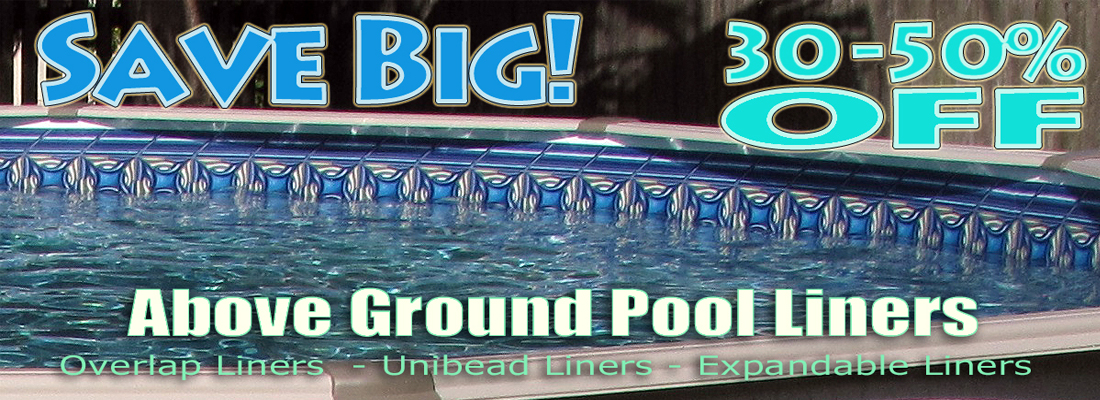 Above Ground Pool Liners In Houston TX