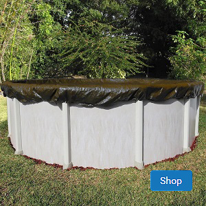 Winter Pool Covers For Houston TX Above Ground Pools
