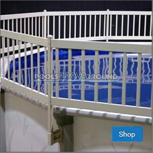 Pool Fence For Above Ground Pools In Houston TX