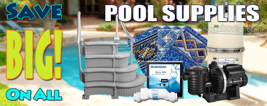 Pool Supplies In Houston TX